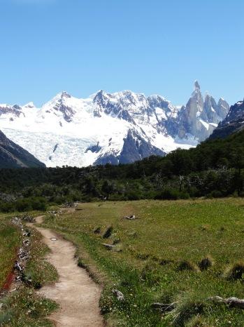 Cerro Torre El Chalten, Argentina