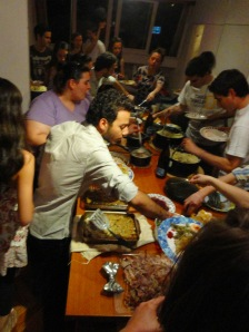 Thanksgiving Dinner in Buenos Aires