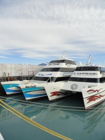 Tour vessels
