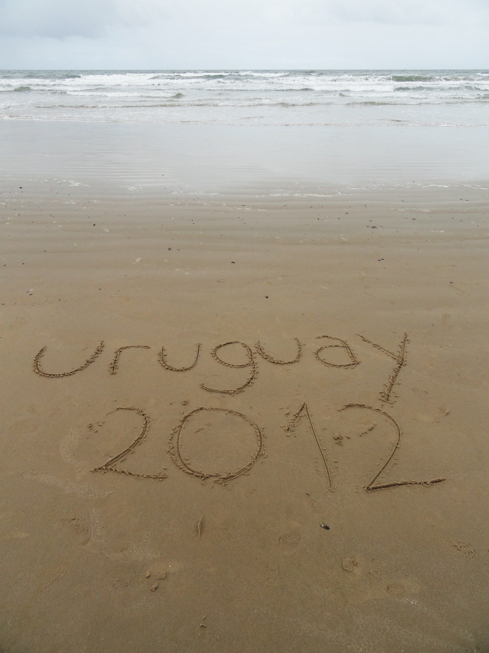 Beaches in Uruguay