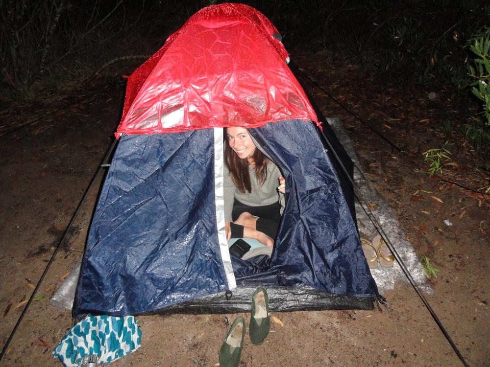 Camping in Villa Gesell